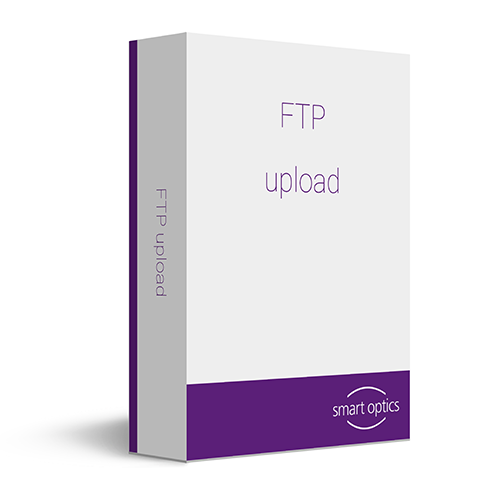 smart optics FTP upload